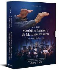 Cover Reinbert de Leeuw - J.S. Bach - Matthäus Passion / St Matthew Passion [DVD]
